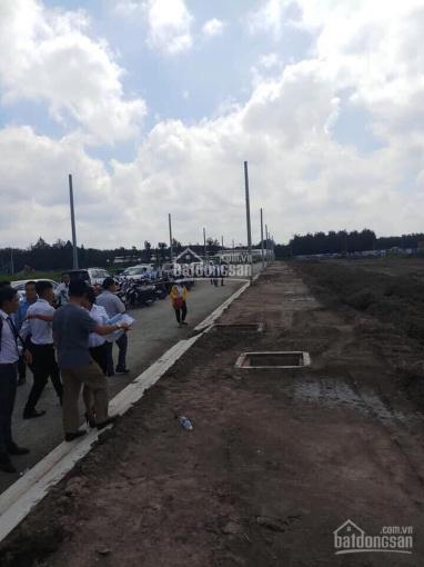 Bán đất nằm trong lòng KCN Bàu Bàng