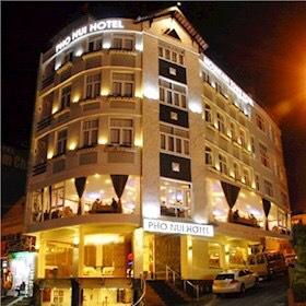 Mình đi nước ngoài cần bán gấp khách sạn tại Thành Phố Đà Lạt. LH 0934938262