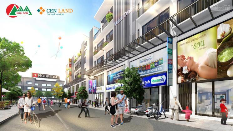 Mở bán shophouse Khai Sơn Long Biên ưu đãi lớn, 30% nhận nhà, bốc thăm 50 heo vàng, xe Mer, SH, IP