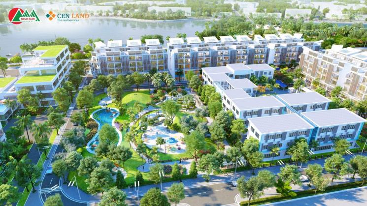 Cơ hội đầu tư shophouse chỉ với 2,5tỷ/căn, (HTLS 0%/24 tháng), Khai Sơn, Long Biên, 0868.841.097