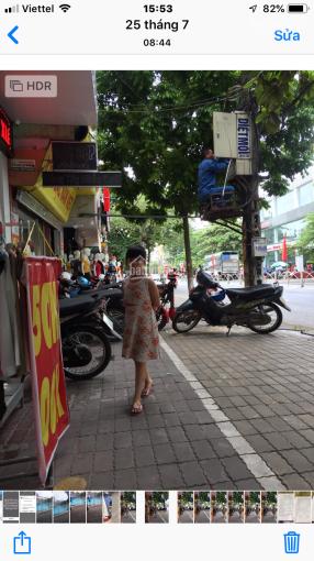 Chính chủ cần bán nhà mặt phố lớn Quang Trung, Thái Bình