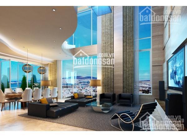 Cho thuê CH penthouse Vinhomes 300m2 view sông 3PN, NT Châu Âu mới 100% ở ngay, 0977771919