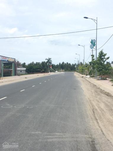 Bán đất mặt tiền Hàm Nghi thị trấn Cam Đức, Cam Lâm, DT 256.5m2, LH sàn BĐS Camlamcitiland