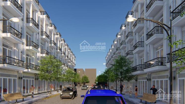 Chính thức nhận giữ chỗ dự án nhà phố cao cấp Bảo Ngọc Garden, Q12