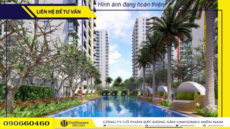Căn hộ giá tốt nhất tại khu Đông Sài Gòn - LH: 0906604602