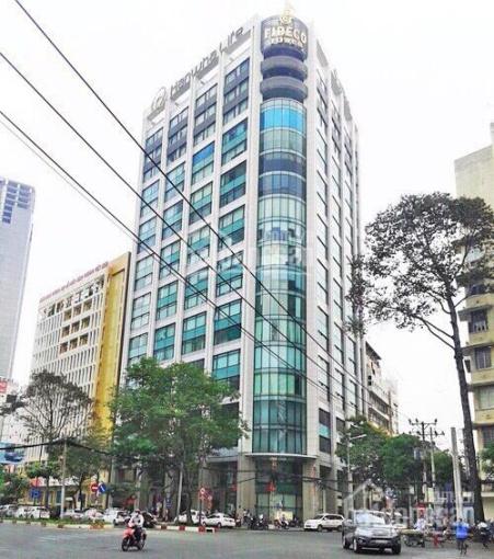 Cho thuê nhà góc 2 MT đường Phạm Phú Thứ, P. 11, Q. Tân Bình, DT 11.5x16m, 6 lầu, HĐ 135 tr/th
