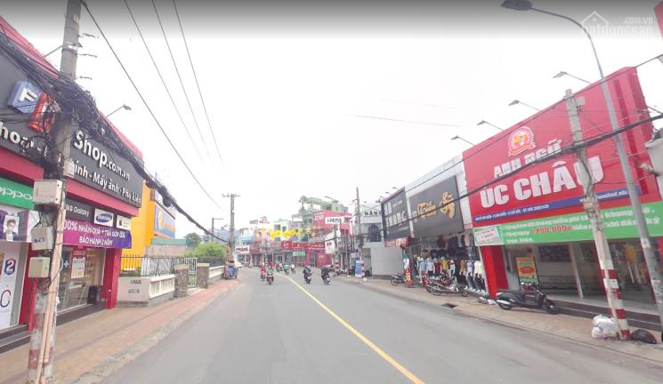 CTI BĐS Trí Tâm: Bán gấp nhà mặt tiền Võ Văn Ngân, diện tích đất ở đô thị 180m2, giá 25 tỷ ảnh 0