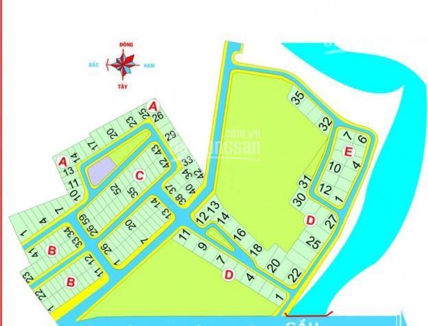 Bán đất nền dự án Thời Báo Kinh Tế, Q9, trục đường chính Bưng Ông Thoàn, LH: 0909.745.722 ảnh 0