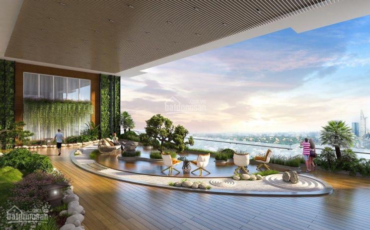 Căn hộ Ascent Garden Homes Quận 7, cách Bitexco chỉ 3km, view sông SG mát mẻ