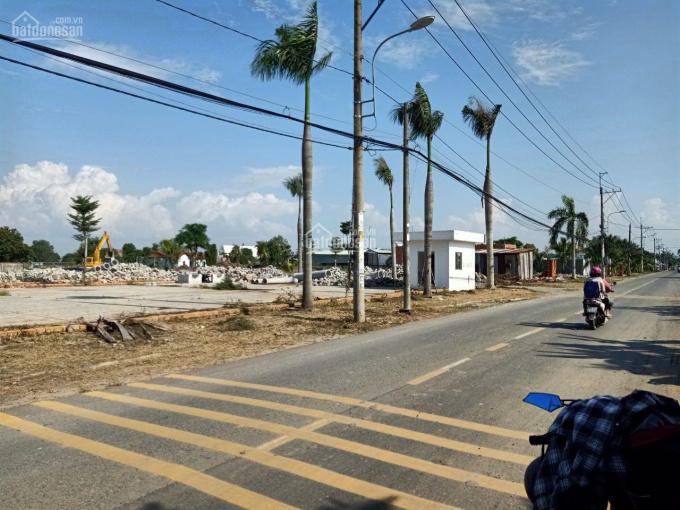 Bán đất nền mặt tiền đường Trần Văn Chẩm, Củ Chi. Thanh toán 600tr nhận nền xây dựng, LH:0903845369