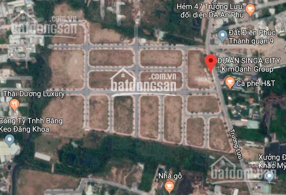 Bán đất dự án Singa City MT Trường Lưu, Long Trường Quận 9. Giá 2.2 tỷ có sổ hồng, 0946589599