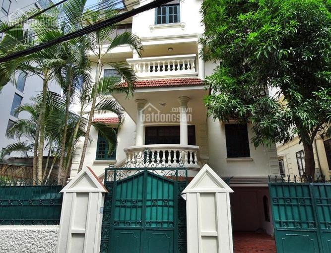Cho thuê nhà biệt thự ở phố Tô Ngọc Vân, quận Tây Hồ