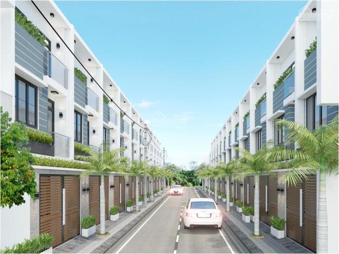 Đất dự án Đức Linh đã có sổ riêng, đường 8, Linh Xuân, Thủ Đức. Đường 7m có vỉa hè, 57m2 cho 2.7 tỷ
