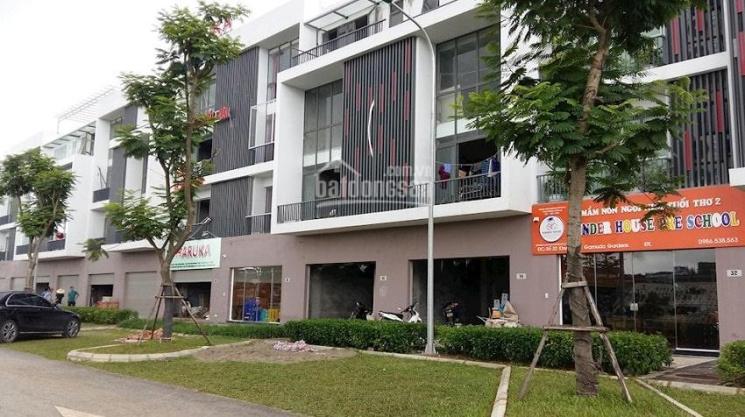 Cần bán căn shophouse KĐT Gamuda Hoàng Mai, hướng VĐ3, diện tích 132 m2 đất, xây 4 tầng. 0931617555