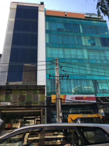 Cho thuê văn phòng tại Lam Sơn Tân Bình, gần sân bay Tân Sơn Nhất, DT: 7.5x23m, NH: 8.3m