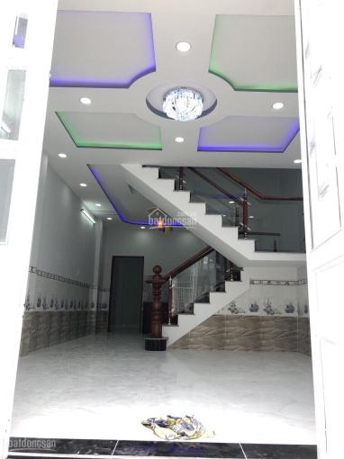 Nhà 4PN 1 lầu 4.3mx13m HXH gần Nguyễn Ảnh Thủ, giá 1.75 tỷ, giấy tờ hợp lệ bao CCVB, LH 0909 306013