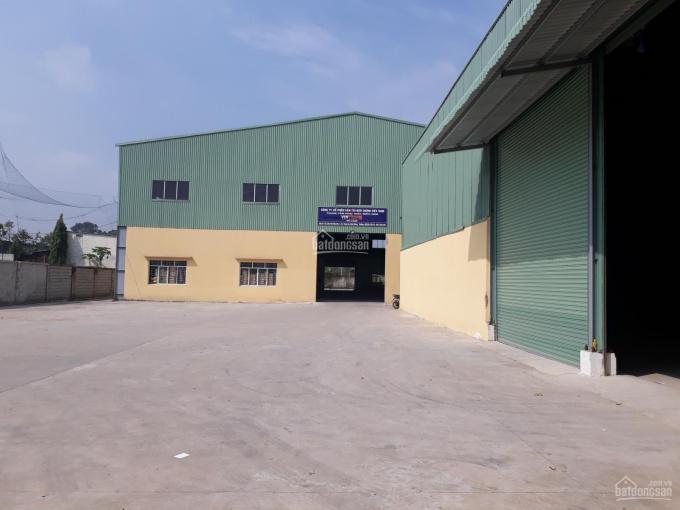 Cho thuê kho xưởng đường Quốc Lộ 1A, ngã 4 An Sương, DT: 600m2 - 1.300m2, 3.000m2 ảnh 0