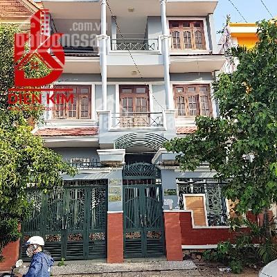 Biệt thự hẻm đường Lam Sơn đang cho thuê phường 2 quận Tân Bình 2 tầng