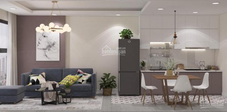 Đi nước ngoài cho thuê gấp căn hộ cao cấp Đảo Kim Cương, full NT mới 100%, 1PN 55m2 bao PQL-15tr/th
