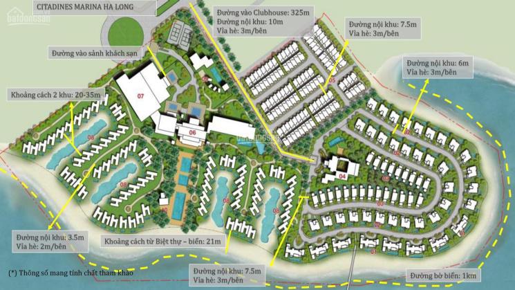 5 suất ngoại giao biệt thự siêu sang trung tâm Bãi Cháy Grand Bay Villas LH: 0987909246