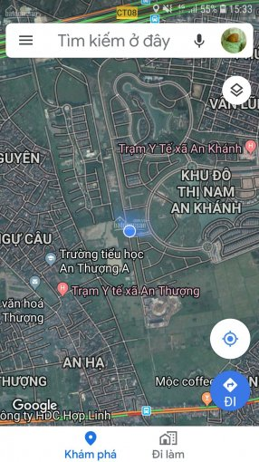 Bán lô đất khu cán bộ ngân hàng quân đội MB, An Khánh, Hoài Đức, 130m2, kinh doanh tốt, đường 40m