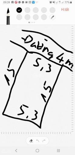 Cần bán 80m2 đất Lệ Chi, Gia Lâm, Hà Nội, mặt tiền 5,5m, đường ô tô trục chính