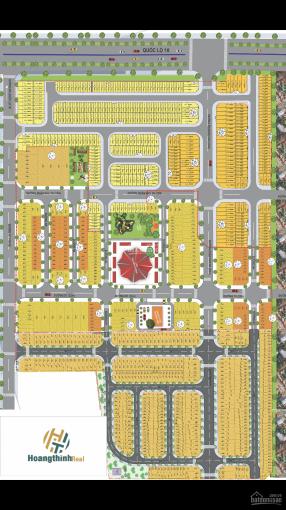 Bán nhanh lô đất Phú Hồng Thịnh 6 giá 2 tỷ 270tr, DT 60m2, lốc I2 (sổ sẵn). LH 0932.136.186