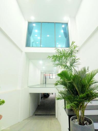 Văn phòng tầng lửng số 222 Nguyễn Văn Đậu, Bình Thạnh. Giá chỉ: 11tr/th