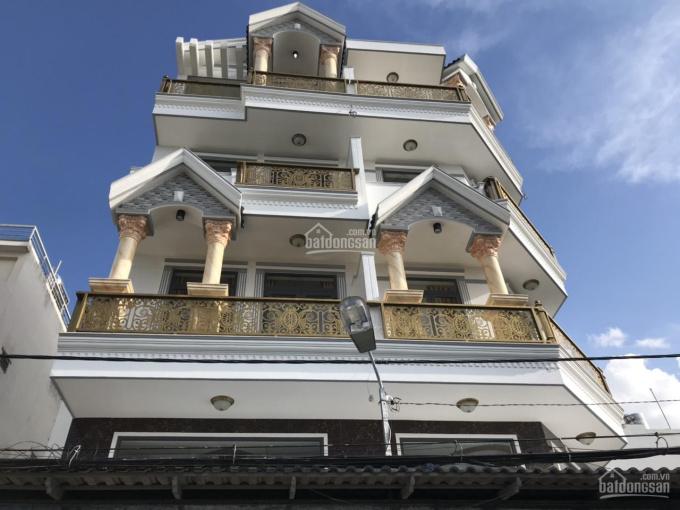 Nhà bán Đ Phan Huy Ích, P12, Gò Vấp 1 lửng 3 lầu - DT 4,5m x 15m, giá 7.2 tỷ
