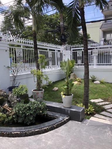 Biệt thự vườn 310m góc 2 mặt tiền cực đẹp đường số 17, Hiệp Bình Chánh