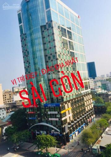 Cho thuê nhà mặt tiền đường ngay Hàm Nghi, Phường Bến Nghé, Quận 1