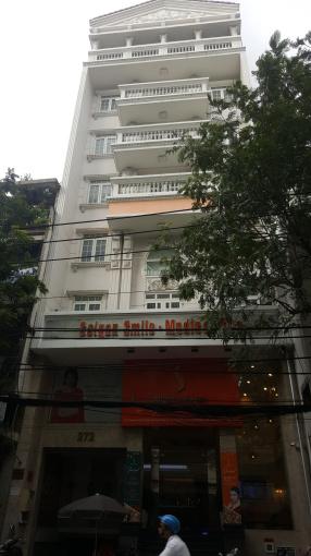 Bán nhà mặt tiền Hồng Bàng, phường 16, quận 11. DT: 6.5x25m, nhà 6 lầu giá đầu tư tốt chỉ 28 tỷ