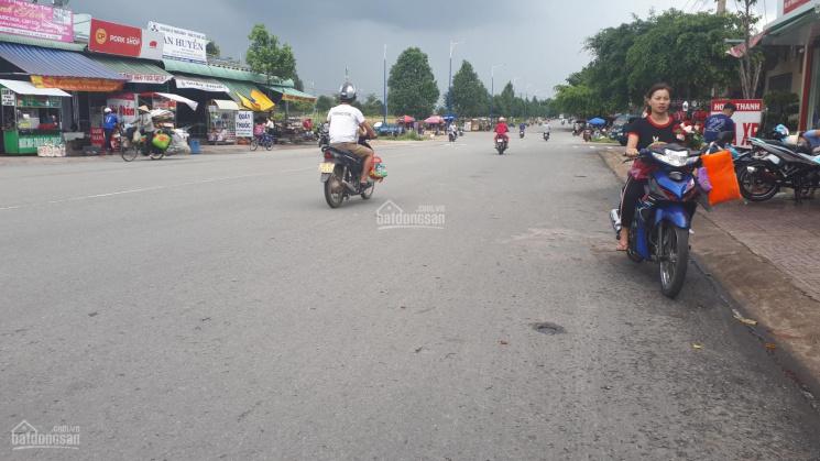 Bán đất mặt tiền đường NK9, cổng KĐT Mỹ Phước 3, gần chợ