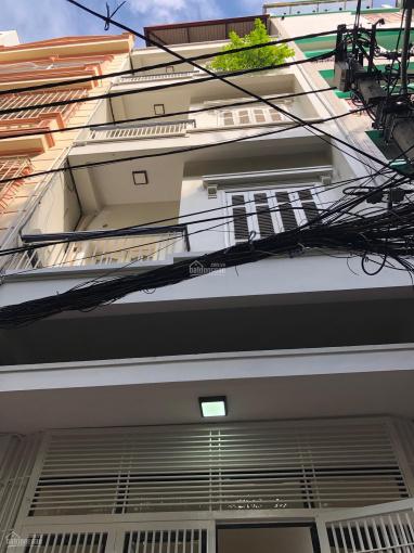 Cho thuê nhà mặt ngõ phân lô Hoàng Cầu - Võ Văn Dũng - 50m2 x 5 tầng - cách phố 10m - 25tr/th