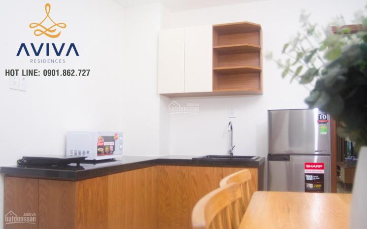 Căn hộ Aviva chính chủ cho thuê mới 100%, nội thất đầy đủ, tiện nghi & an ninh. LH: 0901862727
