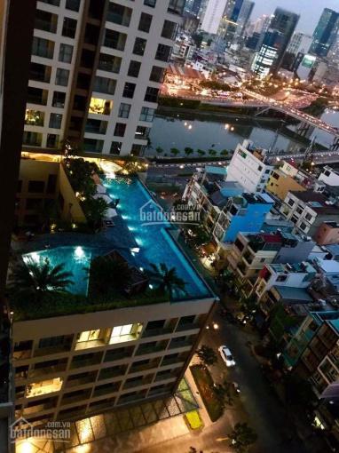 Bán gấp căn hộ Millennium 2PN 2WC, view Bitexco, full nội thất, giá 4,5 tỷ bao phí thuế, 0931333551
