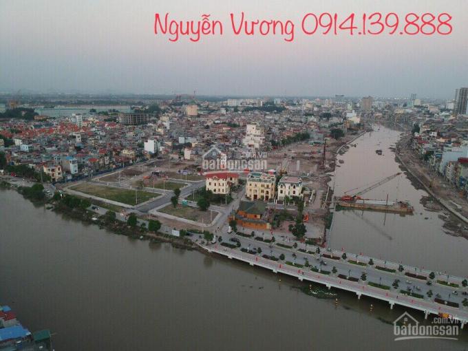 Chuyển nhượng 80m2 tuyến trong dự án phố đi bộ Thế Lữ. LH 0914.139.888