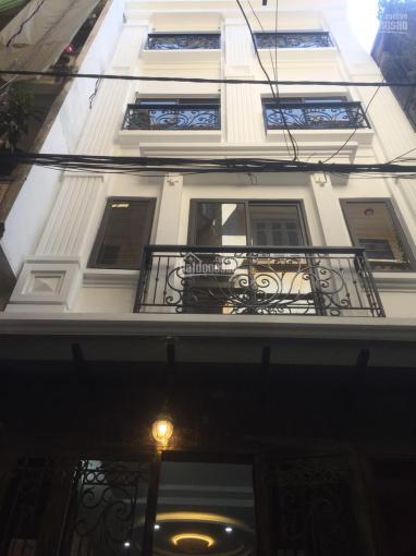 Bán nhà 4.5 tầng x 25m2 phố Thanh Đàm - Hoàng Mai - HN, ngõ ô tô đỗ, giá 1.350 tỷ. LH 0984672358