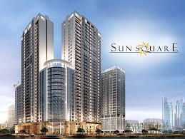 CĐT Sun Square mặt đường Lê Đức Thọ cho thuê văn phòng, DT 200m2, 0917992363
