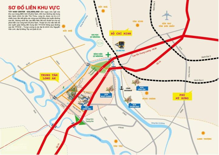Chính chủ cần sang nhượng lô đất nền nằm ngay trung tâm HC huyện, DT: 100m2 (TL)