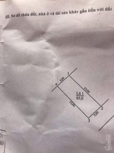 Bán đất Ái Mộ, Yên Viên, 2 mặt tiền vị trí kinh doanh cực hot, DT 65m2, vuông vắn, rộng 5m, dài 13m