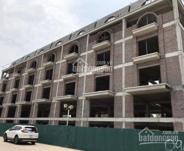 Bán Shophouse Tuần Châu - DT 108m2 xây 5 tầng sổ đỏ vĩnh viễn, giá 8,5 tỷ. LH 0907338838