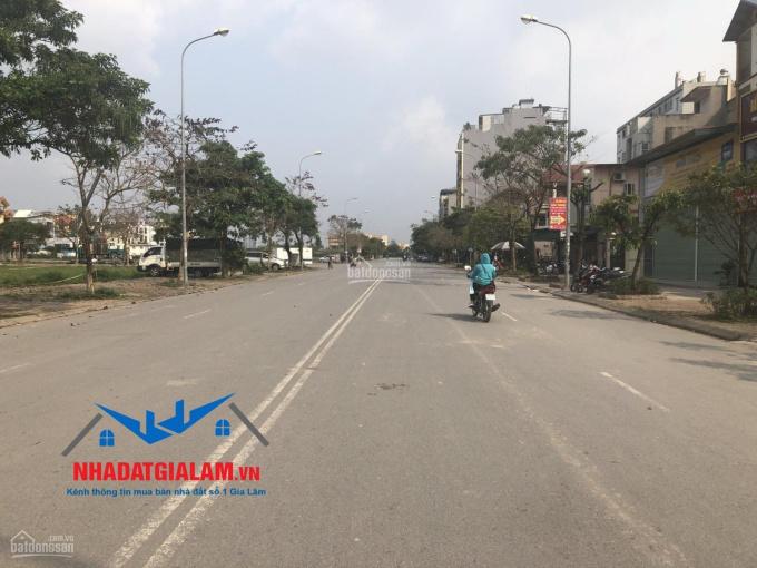 Bán 41.6m2 đất kinh doanh hai mặt thoáng, mặt đường 333, Ngô Xuân Quảng, Trâu Quỳ, Gia Lâm