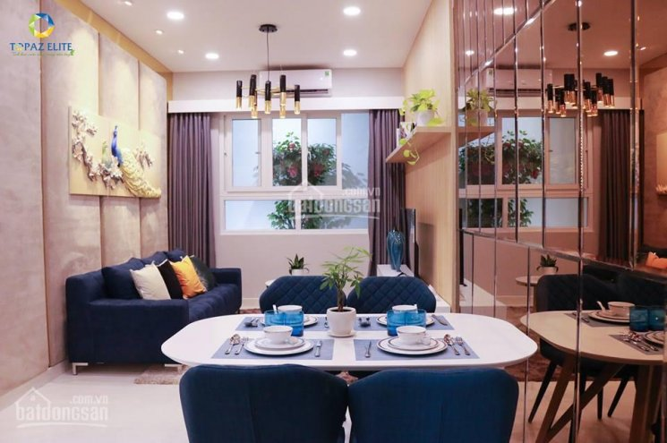 Hot! Cần tiền bán lại căn hộ 3PN 2WC view hồ bơi tòa Dragon 1 tầng trung giá 2.666 tỷ