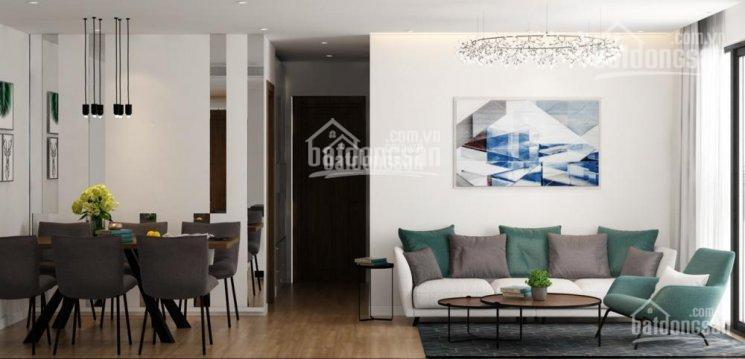 Cần bán căn hộ chung cư tòa Thăng Long Tower - 33 Mạc Thái Tổ, 106m2, giá 2,9 tỉ