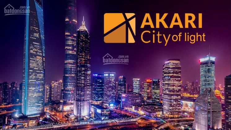 Khu đô thị Akari City - Nam Long Group 75m2 hướng Đông, giá 2,561 tỷ