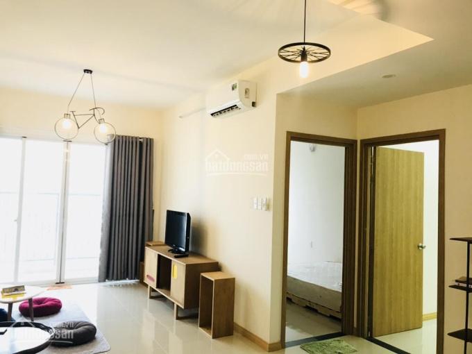 0901764903 cho thuê CH LuxGarden 2PN 2WC full NT 12tr/ tháng, nhà mới cam kết giá tốt nhất