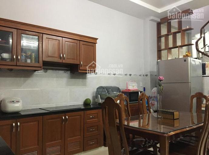 Bán nhà 1 trục hẻm 5m Nguyễn Thái Sơn, p4, DT 5x14m, nở hậu, LH: 0934619267