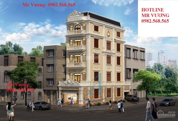 Bán gấp nhà đường 10m, phân lô ngõ 100 Võ Chí Công, 55m2 x 5 tầng, 7.6 tỷ