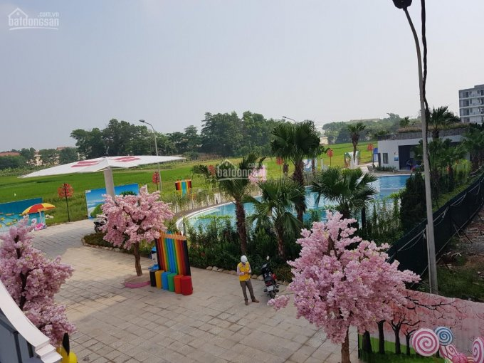 TMS Home mở bán duy nhất 3 căn nhà phố thương mại đẹp nhất trung tâm TP Phúc Yên, LH 0969992488